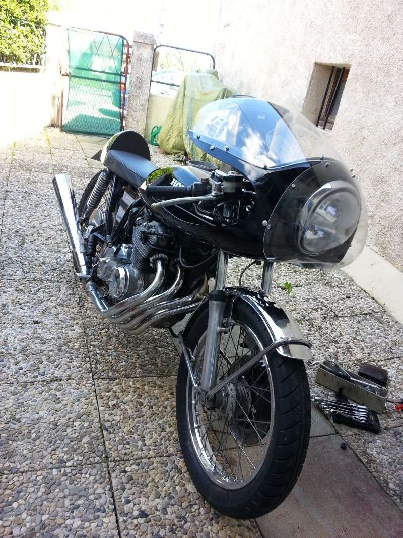 cb 400 four super sport 1976 du savoyard74 Photo_12