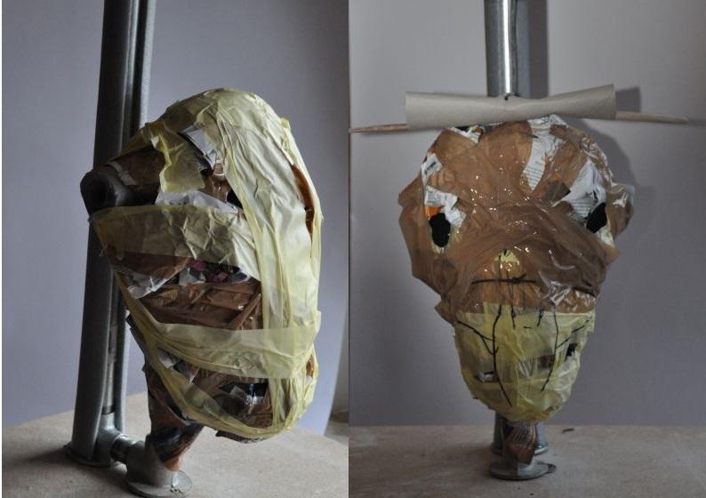 portrait de taureau St3310