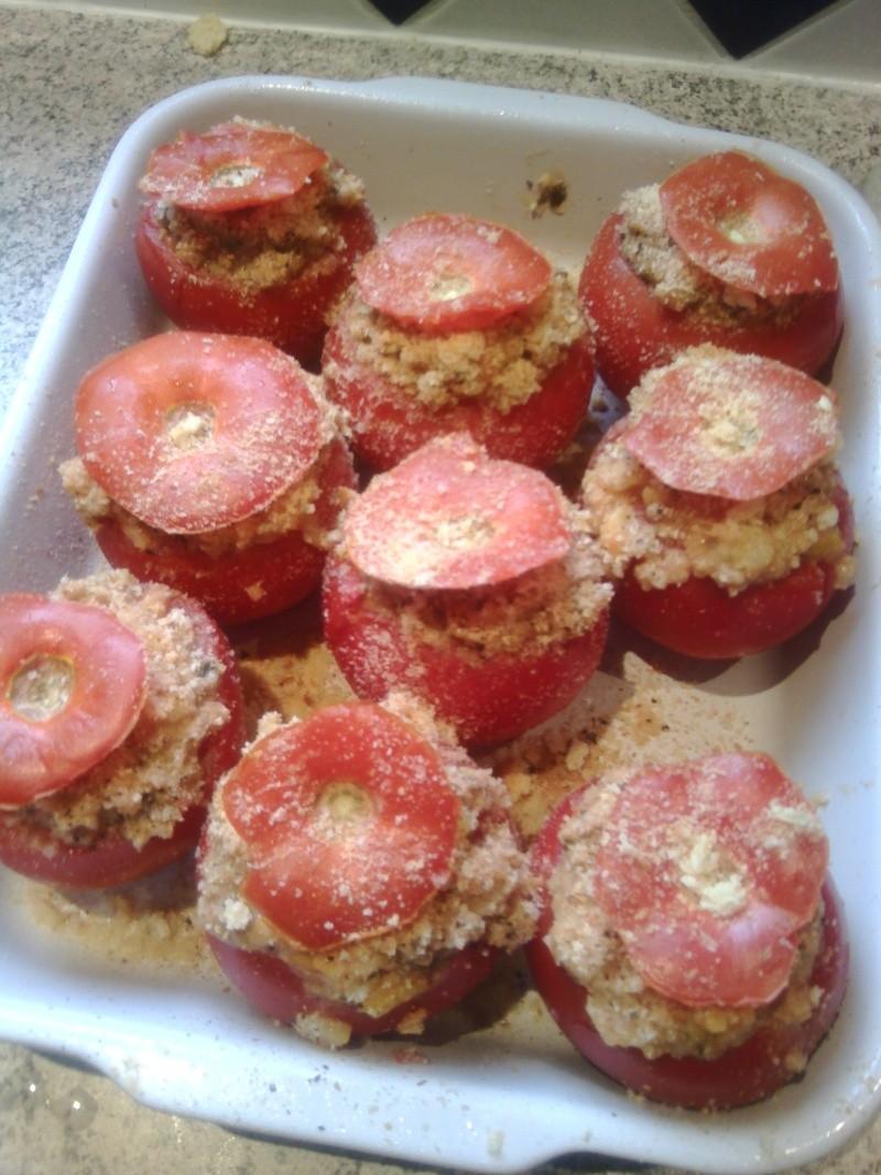 Poivrons et tomates farcis .. 002_310