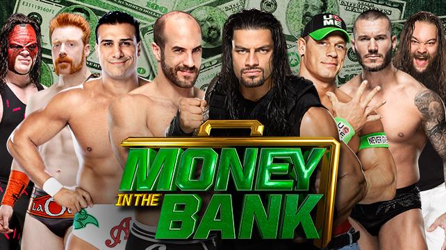 [Article] Concours de pronostics saison 4 : Money in the Bank 2014 20140610
