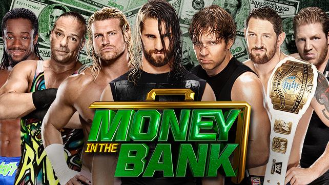 [Article] Concours de pronostics saison 4 : Money in the Bank 2014 20140611