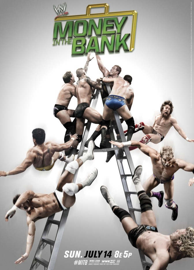 [Article] Concours de pronostics saison 3 : Money in the Bank 2013 Poster10