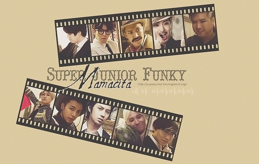 Super Junior Funky