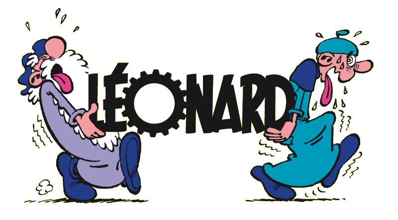 Léonard - Série [DeGroot & Turk] Leonar10
