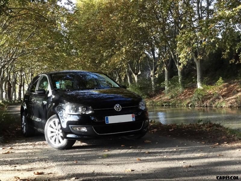 ZZ - VW Polo 1.2 70ch Confortline pack Style Noir Intense - 20/08/2010, achat 24/10/2014 - vente 30/05/2018 Dsc09912