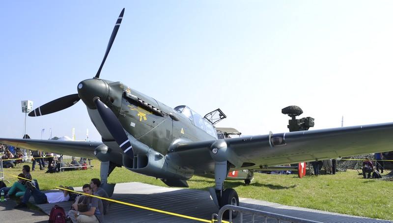 Meeting pour les 100 ans de l'aviation militaire Suisse à Payerne 00914