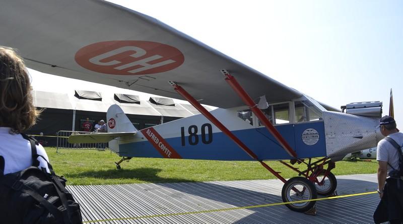 Meeting pour les 100 ans de l'aviation militaire Suisse à Payerne 01010