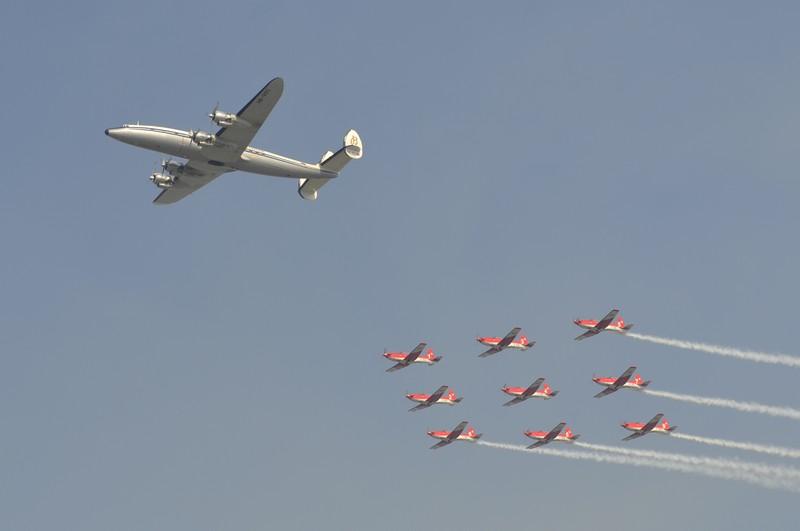 Meeting pour les 100 ans de l'aviation militaire Suisse à Payerne 03910