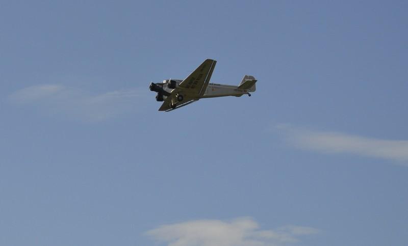 Meeting pour les 100 ans de l'aviation militaire Suisse à Payerne 06710