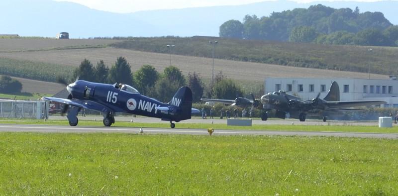Meeting pour les 100 ans de l'aviation militaire Suisse à Payerne 08310