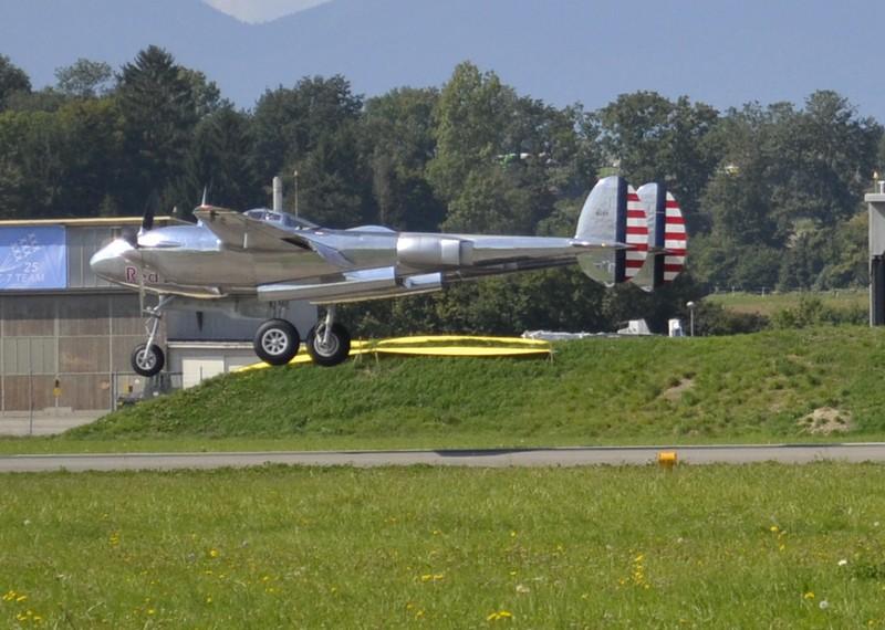 Meeting pour les 100 ans de l'aviation militaire Suisse à Payerne Avion_10