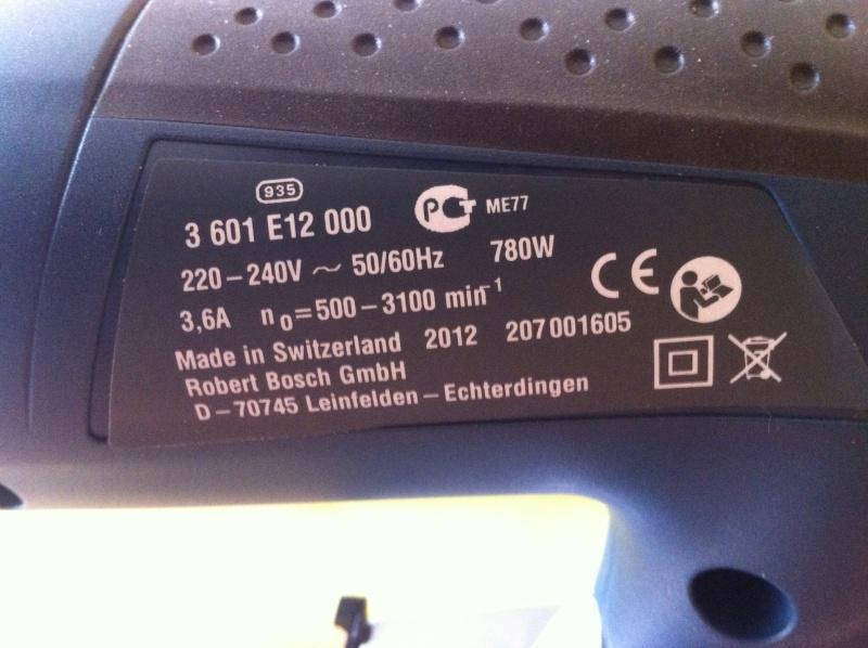 [Scie sauteuse] Une belle surprise au lever (Bosch GST150CE) Img_0612