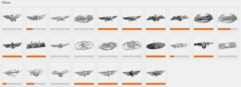 BF4 Assignments completed Road Silver12
