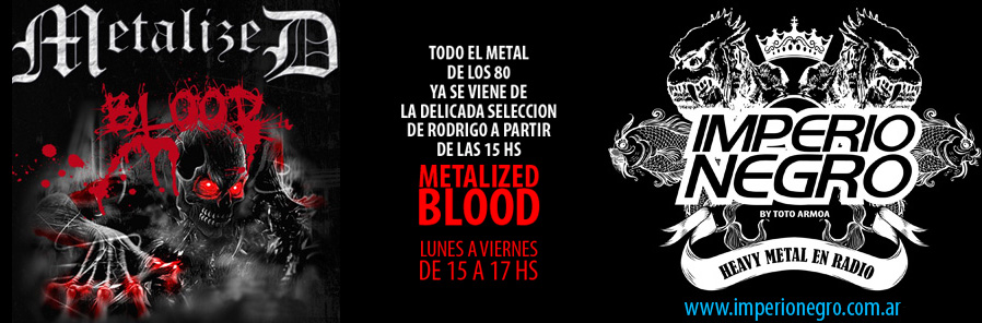 METALIZED BLOOD