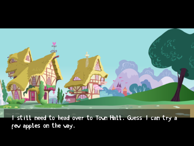 Welcome to Ponyville (Visual Novel)   Ca0fa510