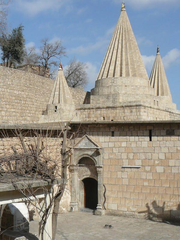 Lalesh, centre religieux du Yazidisme - Irak 84420810