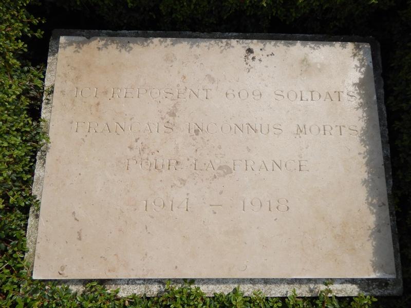 [Commémoration du Centenaire de la Première Guerre -Mondiale] Dscn6511