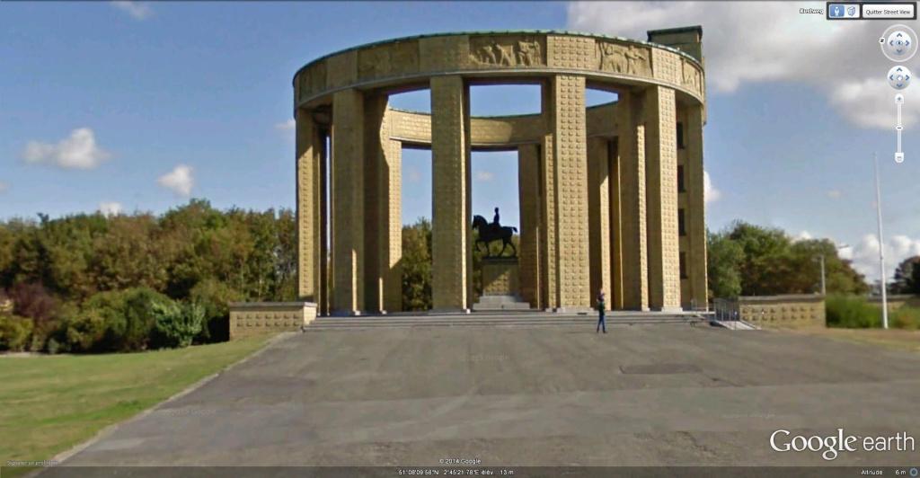 Roi Philippe accompagné de la Reine au Monument Roi Albert 1er ce 28 octobre à Nieuport, Belgique !! Monume12