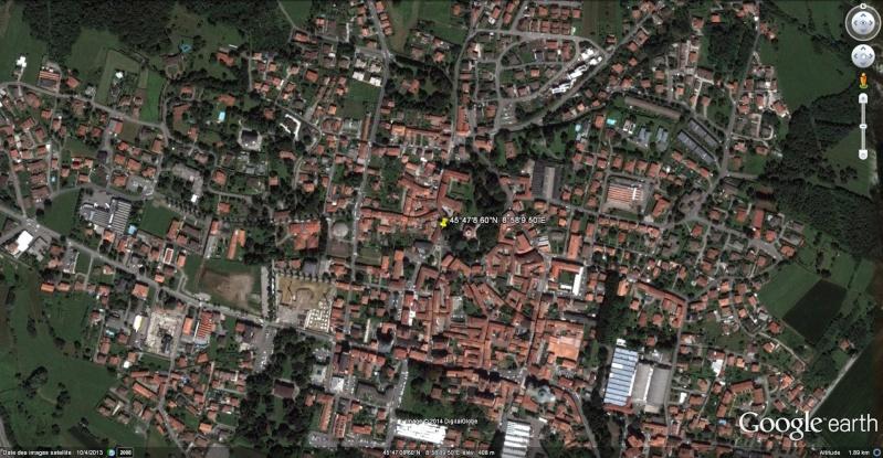 Centre médiéval à Olgiate Comasco en Italie !! Olgiat10