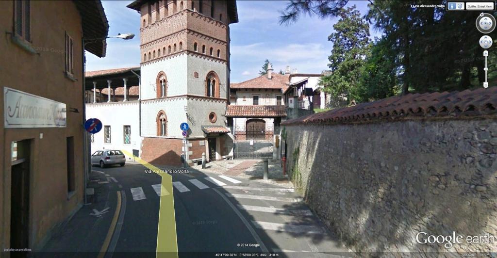 Centre médiéval à Olgiate Comasco en Italie !! Olgiat11