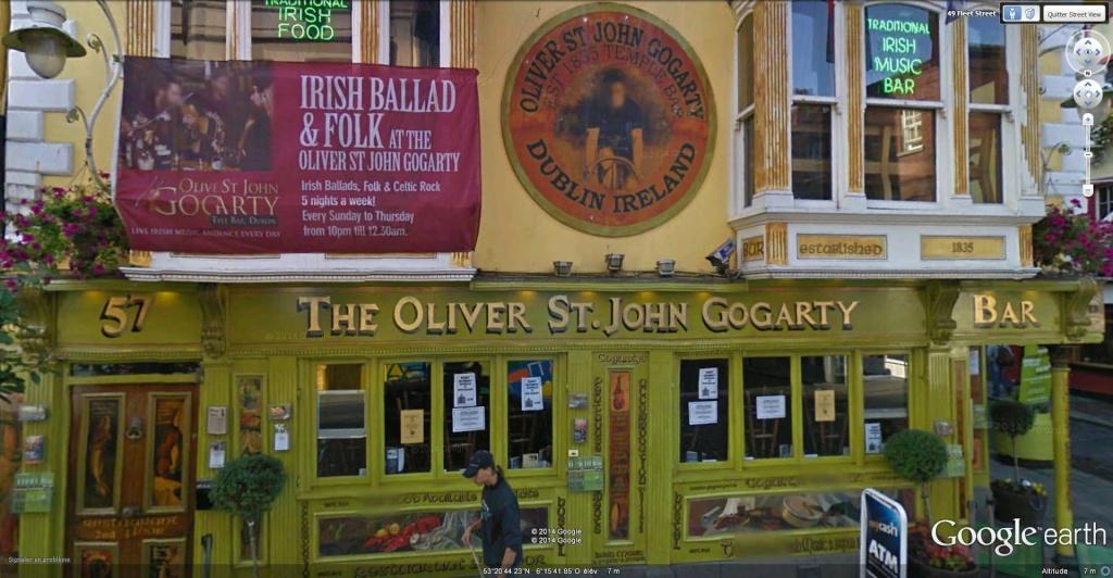 STREET VIEW : Pubs, cafés théatre, cabarets, boites de nuit. Oliver11