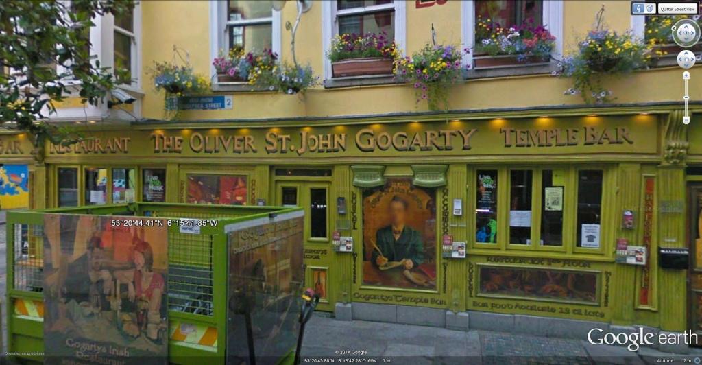 STREET VIEW : Pubs, cafés théatre, cabarets, boites de nuit. Oliver12