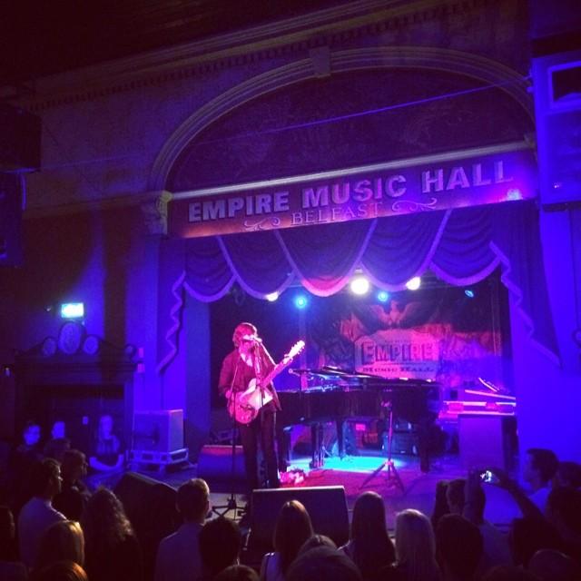 7/15/14 – Belfast, Northern Ireland, Empire Music Hall 115