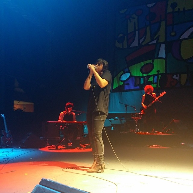 7/20/14 – Rome, Italy, Cavea Auditorium 1218