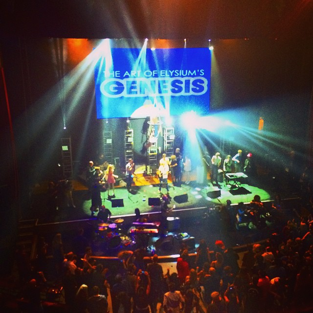 9/5/14 - Los Angeles, CA, Theater At The Ace Hotel, ''The Art Of Elysium's Genesis'' 126