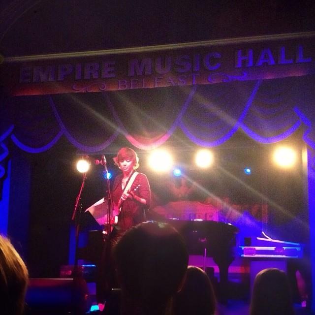 7/15/14 – Belfast, Northern Ireland, Empire Music Hall 1714