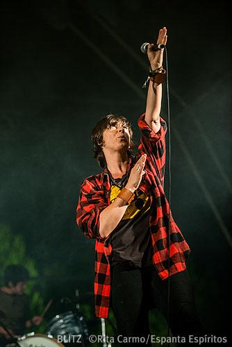 """7/18/14 - Sesimbra, Portugal, Herdade do Cabeço da Flauta, """"Super Bock Super Rock Festival"""" 2012"""