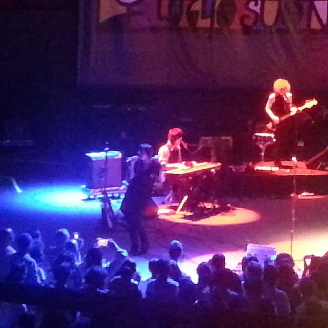 7/20/14 – Rome, Italy, Cavea Auditorium 2013