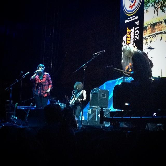 7/26/14 – Lucca, Italy, Piazza Napoleone, ''Lucca Summer Festival'' 2215