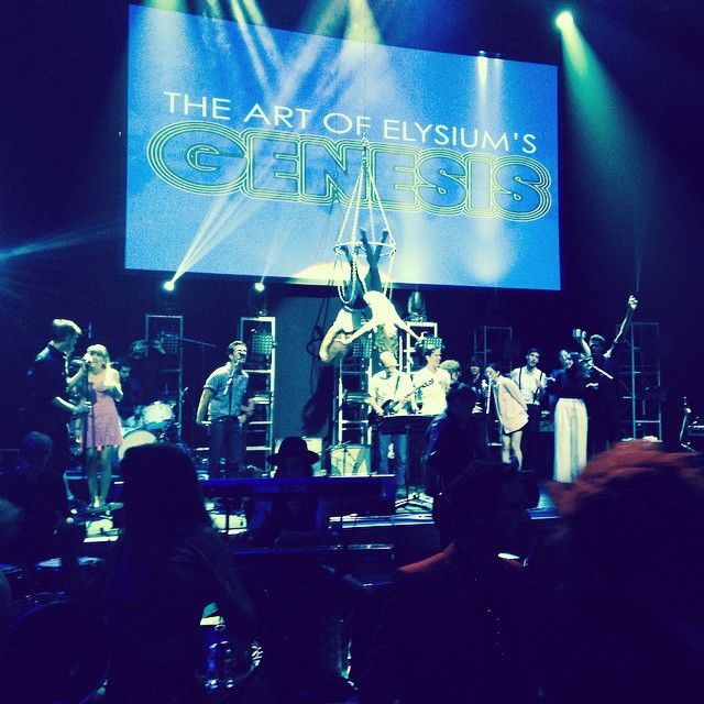 9/5/14 - Los Angeles, CA, Theater At The Ace Hotel, ''The Art Of Elysium's Genesis'' 224