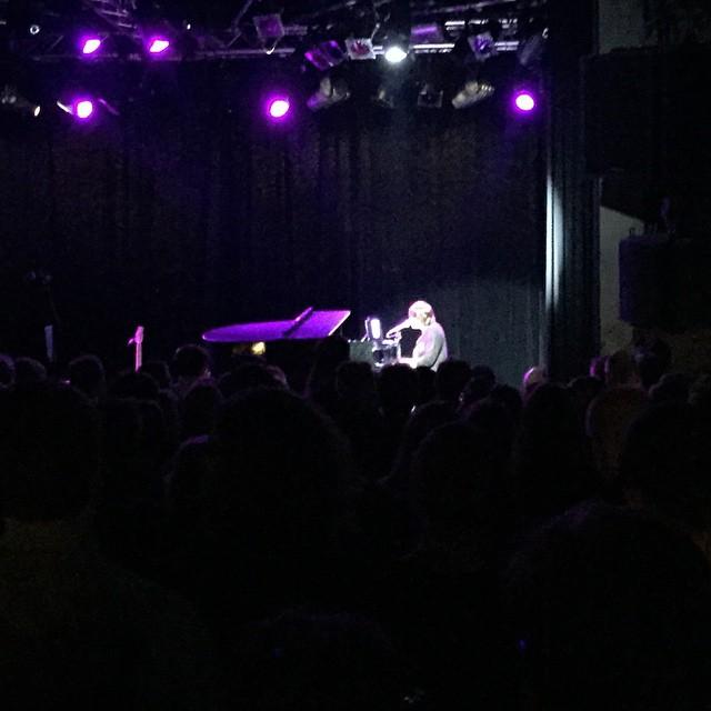11/1/14 - Aarhus, Denmark, Voxhall 232