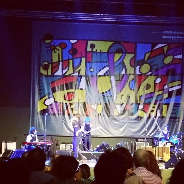 7/20/14 – Rome, Italy, Cavea Auditorium 316