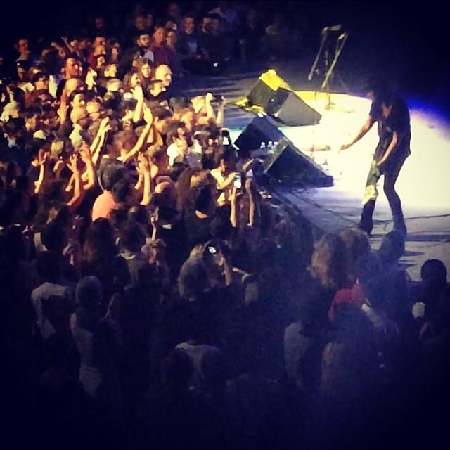 7/20/14 – Rome, Italy, Cavea Auditorium 3614