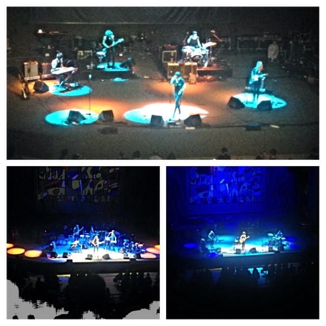 7/20/14 – Rome, Italy, Cavea Auditorium 3914