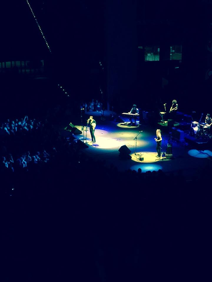 7/20/14 – Rome, Italy, Cavea Auditorium 4213