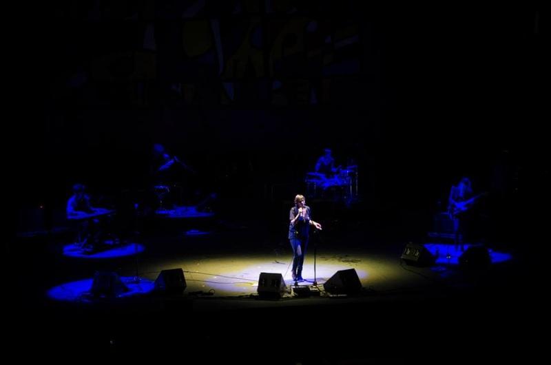 7/20/14 – Rome, Italy, Cavea Auditorium 4512