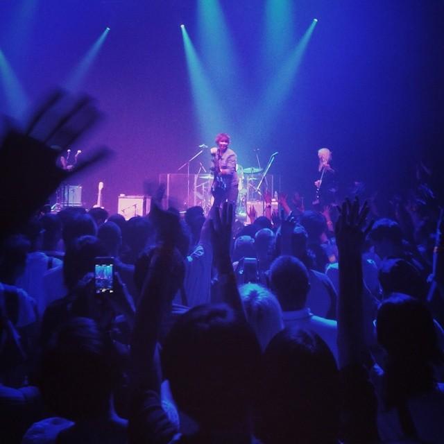 6/22/14 - Tokyo, Japan, Studio Coast 5112