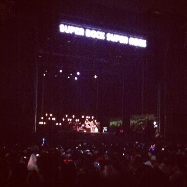 """7/18/14 - Sesimbra, Portugal, Herdade do Cabeço da Flauta, """"Super Bock Super Rock Festival"""" - Eddie Vedder Set 515"""