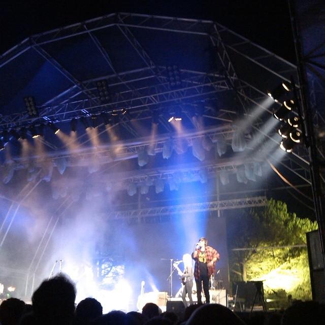"""7/18/14 - Sesimbra, Portugal, Herdade do Cabeço da Flauta, """"Super Bock Super Rock Festival"""" 614"""