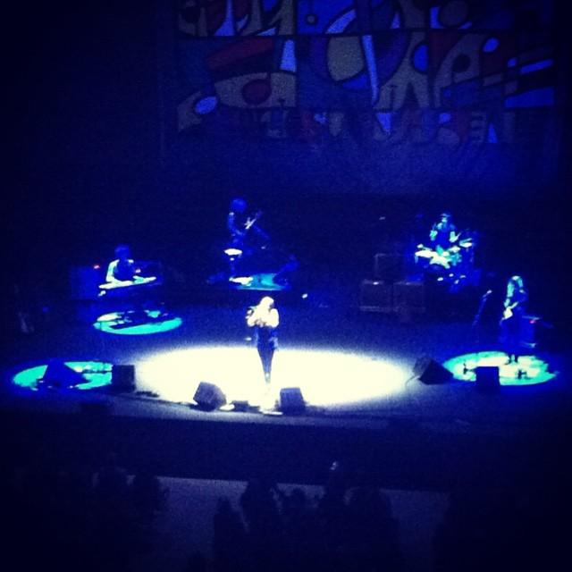 7/20/14 – Rome, Italy, Cavea Auditorium 616