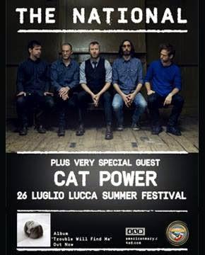 7/26/14 – Lucca, Italy, Piazza Napoleone, ''Lucca Summer Festival'' 7-26-110