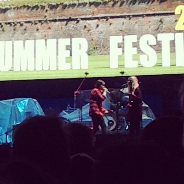 7/26/14 – Lucca, Italy, Piazza Napoleone, ''Lucca Summer Festival'' 719