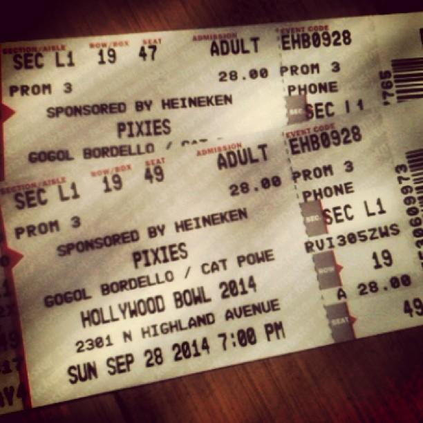 9/28/14 - Los Angeles, CA, Hollywood Bowl, ''KCRW's World Music Festival'' 9-28-110