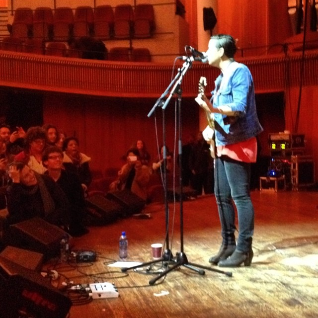 8/6/14 - Cape Town, South Africa, Baxter Concert Hall, ''Rolling Stone Original Voices Festival'' 919
