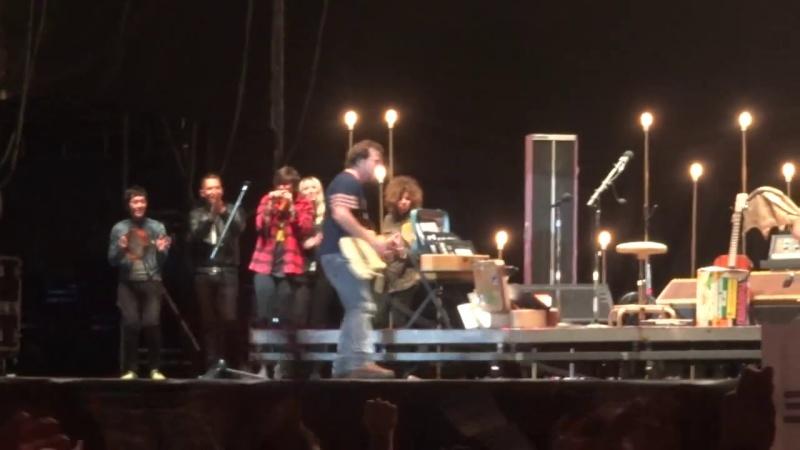 """7/18/14 - Sesimbra, Portugal, Herdade do Cabeço da Flauta, """"Super Bock Super Rock Festival"""" - Eddie Vedder Set Vlcsna11"""