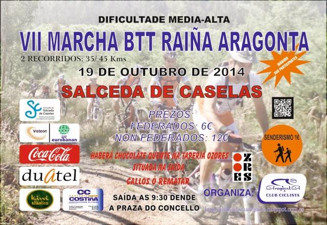 <Marcha> VII Marcha Raiña Aragonta (19/10/´14) Club_c10
